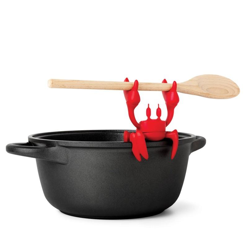 Red, le crabe porte cuillère