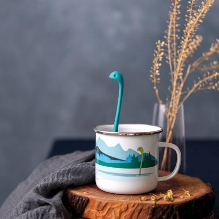 Cup of Nessie - Tasse et infuseur à thé