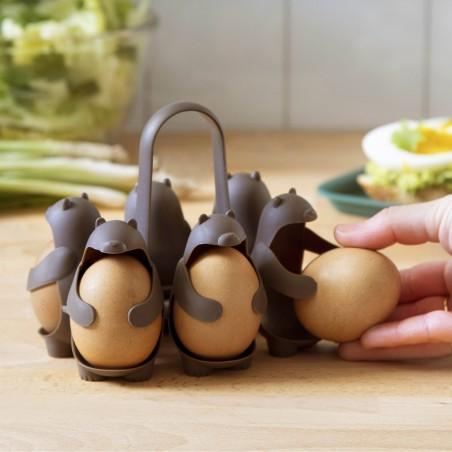 Egguins - Cuisson des oeuf