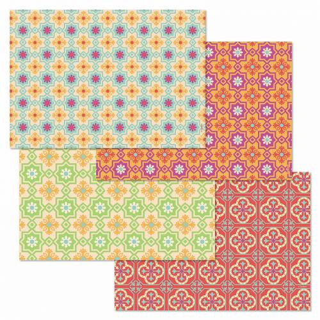 Set de table - Colorida