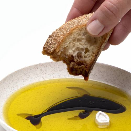 Dip Sea - assiette dédiée aux sauces