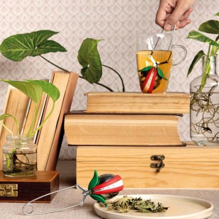 Tea Trap - cuillère infuseur