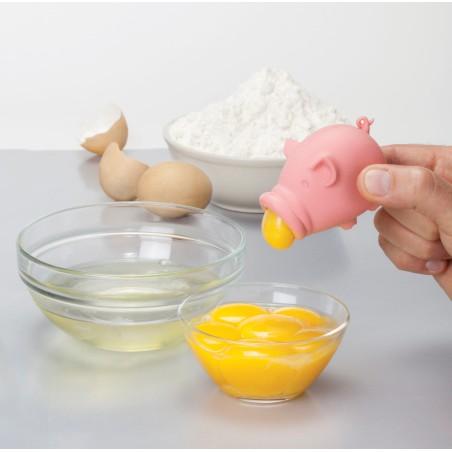 Yolkpig - cochon séparateur à oeuf
