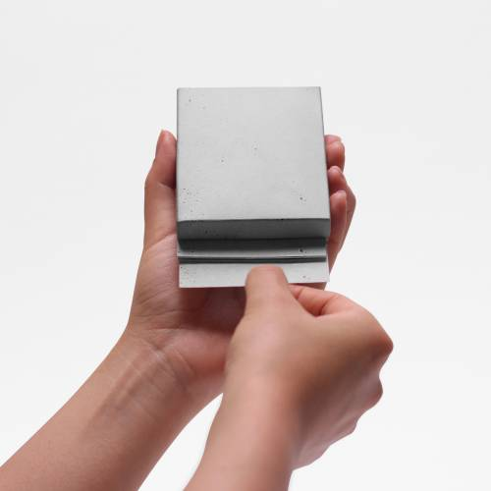 Memo Block - bloc note papier Béton