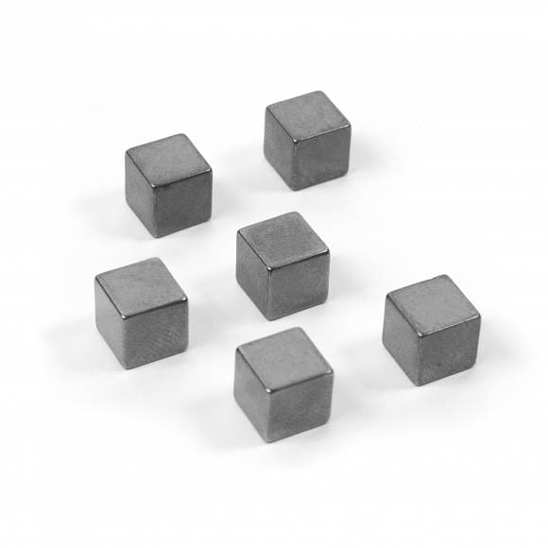 Aimant très puissant Cube médium