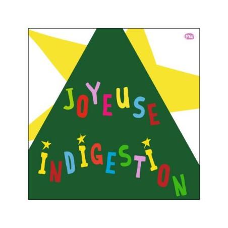 Carte GROU N°39 - Joyeuse indigestion