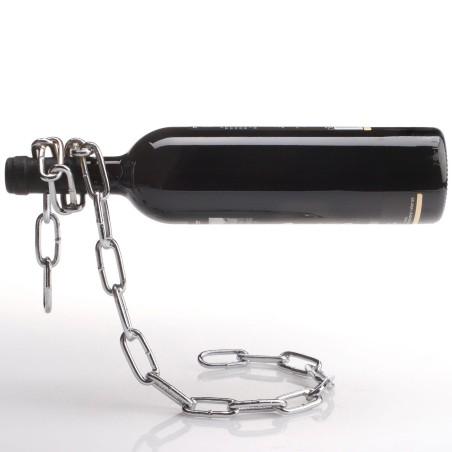 Porte bouteille chaîne