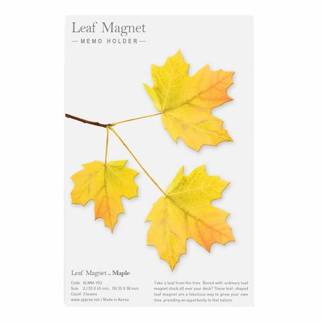 Leaf Magnet Erable