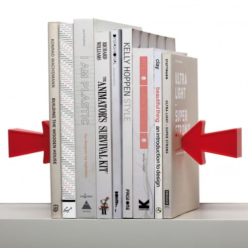 Arrow Bookend