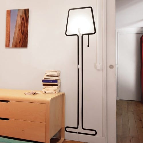TALL - Lampe + Sticker