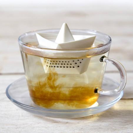 Paper Boat (infuseur de thé)