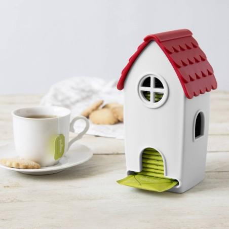 Tea House (boite à sachets de thé)