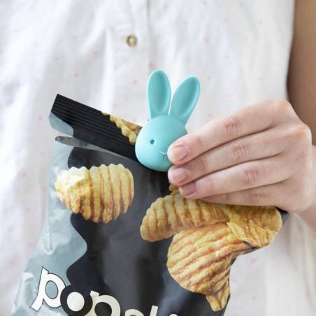 Bag Bunny - Lapin ouvre sachet