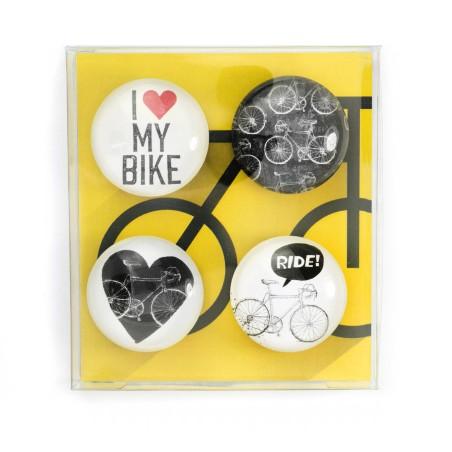 Bike magnets