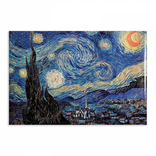 Aimant Gallery d'Art The Starry Night