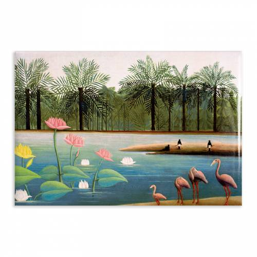 Gallery Magnets Les Flamants