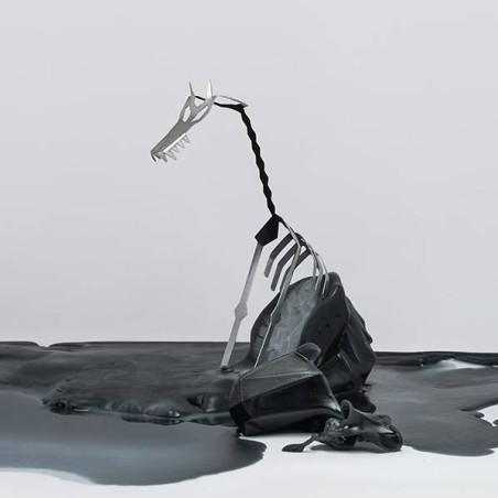 Pyropet - Dreki - bougie dragon avec squelette