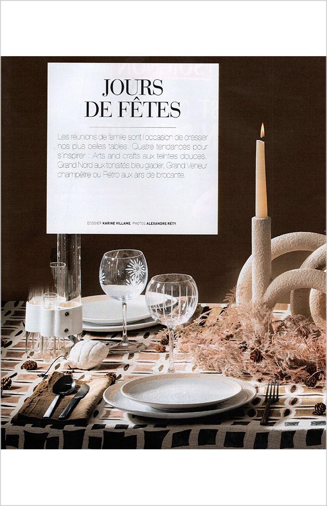 Art & décoration - Décembre 2020