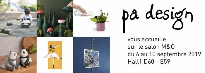 Pa design à Maison & Objet