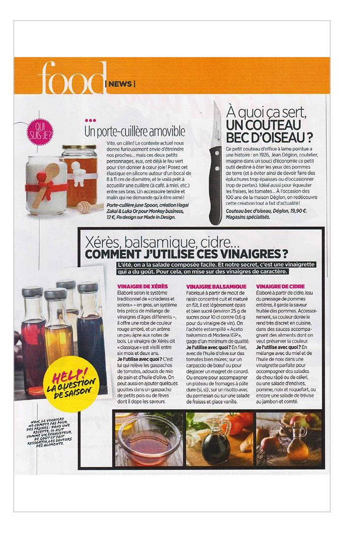 Vital Food - Juin / Juillet / Aout 2021